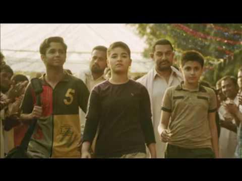 Dangal Ringtone |  Aamir Khan