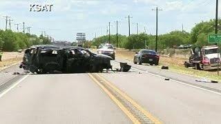 VIDEO: At least 5 undocumented immigrants killed in chase involving Border Patrol agents | ABC7