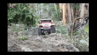 Repeat youtube video Tamiya CC01 Land Cruiser FJ40