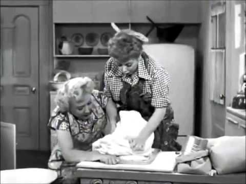 I Love Lucy   Too Much Yeast!