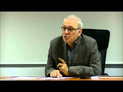 ASCS 2014: Charles Bernstein (University of Pennsylvania)