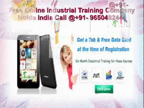 Free 6 Months BCA/MCA/BTech Project Based Industrial Training Call @+91- 9650482444