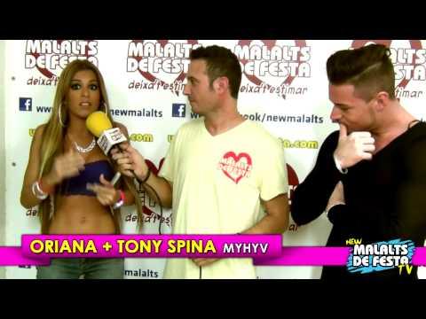 Entrevista Oriana Y Tony Spina MYHYV