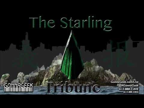 The Starling Tribune 113 - Rebirth Comic Special