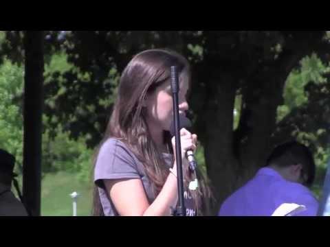 Rachel Parent speaks out at March Against Monsanto Toronto 2015