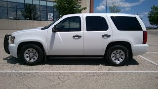 Chevrolet Tahoe 2007 LS 4WD with HD PPV suspension