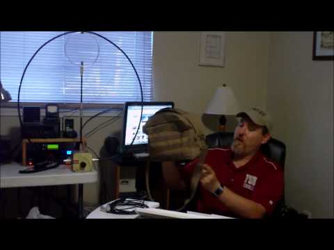 Talking about the Chameleon F-Loop Antenna