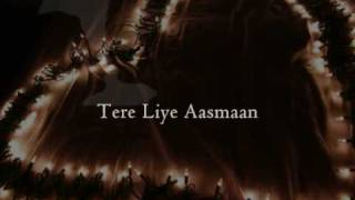navin kundra tere liye with lyrics english translation