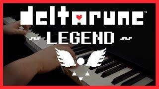 DELTARUNE- Legend (Solo Piano Cover)