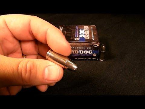 gel test 9mm luger federal guard dog 105 gr youtube. Black Bedroom Furniture Sets. Home Design Ideas