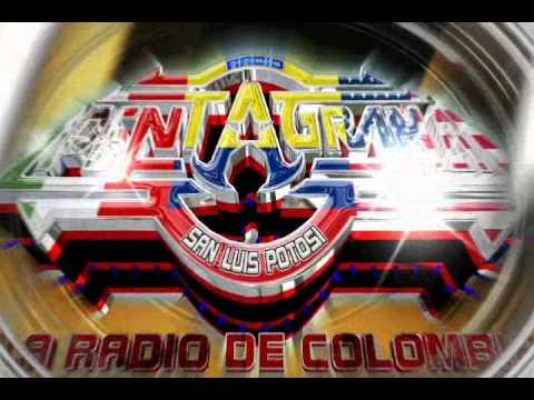 RADIO PENTAGRAMA PRESENTA : CHAMBACU 2050 EL REGRESO DEL REY CUMBIAS EDITADAS 2015