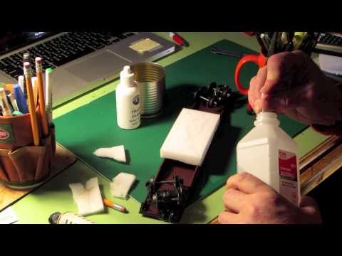 Lionel – How to Build a Track Cleaning Car  HD