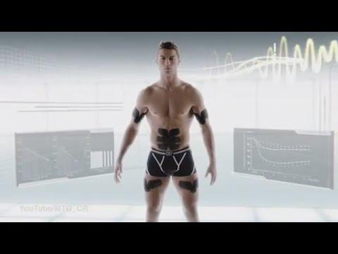 Cristiano Ronaldo SIXPAD Commercial 2015 in Tokyo