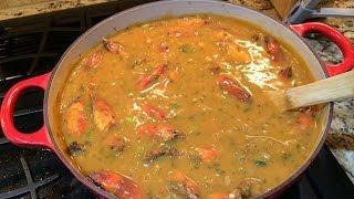 Real Cajun Crawfish Bisque Recipe