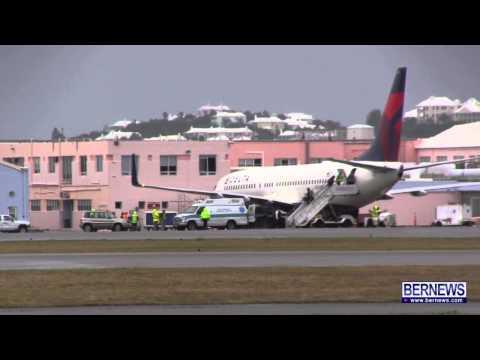 Delta Flight 487 Diverts For Sick Passenger, Mar 3 2013