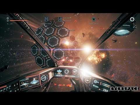EVERSPACE First Impressions (Xbox One Game Preview)