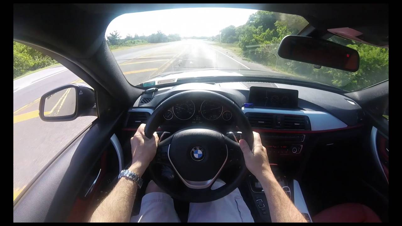 BMW 335i N55 Tuned 0 to 60  2nd pass  YouTube