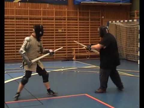 Martial Challenge Claus Sorensen vs Harald Winter
