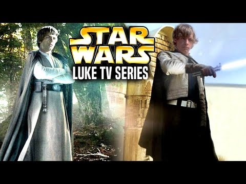 Luke Skywalker TV Series! Shocking News Revealed! (Star Wars Explained)