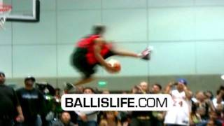 Ball Up LA Game: Air Up There, Special FX, Hawk, AO, The Professor, BC, Sik Wit It