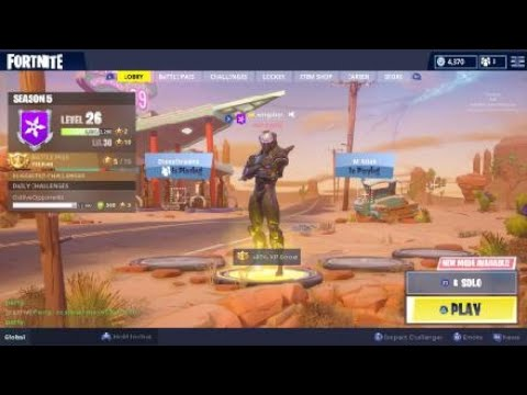 Fortnite How To Unlock Max Omega If You Didnt Finish Seson 4