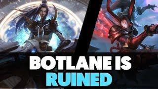 C9 Sneaky | BOTLANE IS RUINED