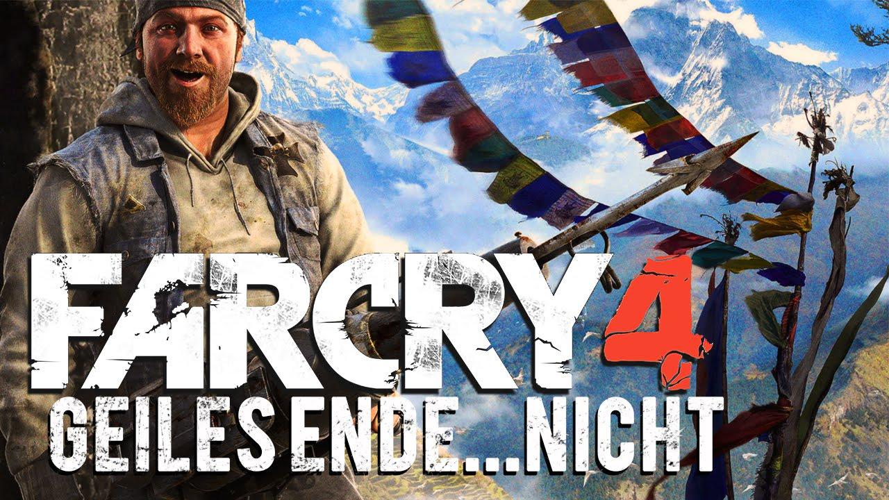 Far Cry 4 Geheimes Ende