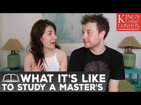 MASTER OF RESEARCH AT UNIVERSITY: Experience & Advice! | Atousa