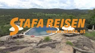 Gambar cover STAFA REISEN Hotelvideo: Mihingo Lodge, Uganda, Lake Mburu Nationalpark in 4K