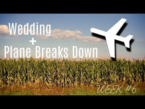 Plane BREAKS DOWN + SKIN SOLUTIONS | cali girl chronicles WEEK #6