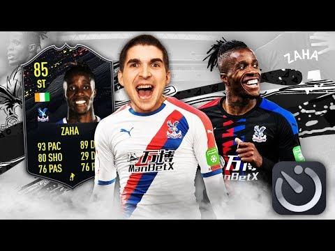 НАГРАДА СЕЗОНА ZAHA В СОСТАВЕ ЗА 5 МИНУТ FIFA 20