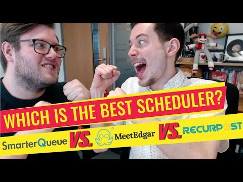 Social Media Automation Tools 2018 - Which Evergreen Scheduling Tool is the Best?