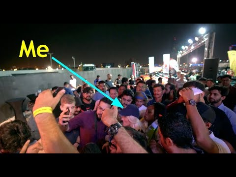 It got CRAZY - The Middle East's Biggest Car Festival!