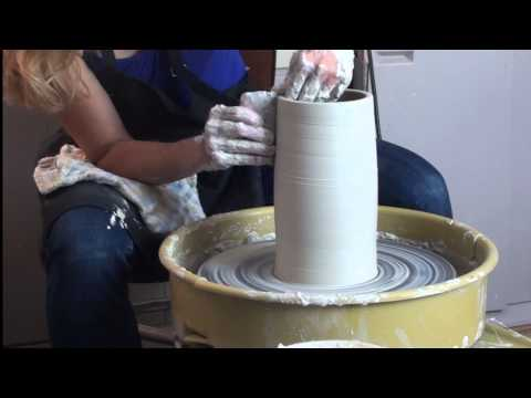 Finishing the Cylinder with Patty Sheppard