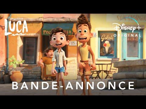 Luca - Nouvelle bande-annonce | Disney+