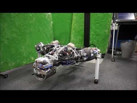 To power through more pushups, this robot breaks a sweat