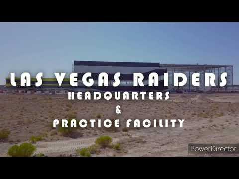 Las Vegas Raiders Update On Training Facility By: Joseph Armendariz