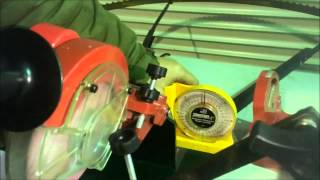 Brand New Gt28 Blade Sharpener For Bandsaw, Sawmill Blades, And Chainsaw Blades