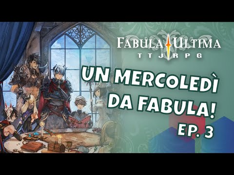 UN MERCOLEDI' DA FABULA - 03 - Creazione Condivisa del Mondo