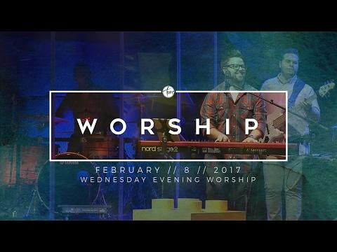 2.8.17  Wednesday Evening Worship