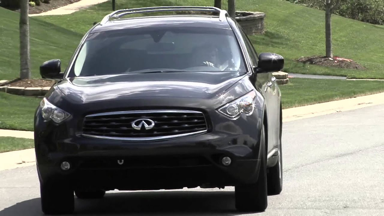 2010 infiniti fx review youtube 2010 infiniti fx review vanachro Image collections
