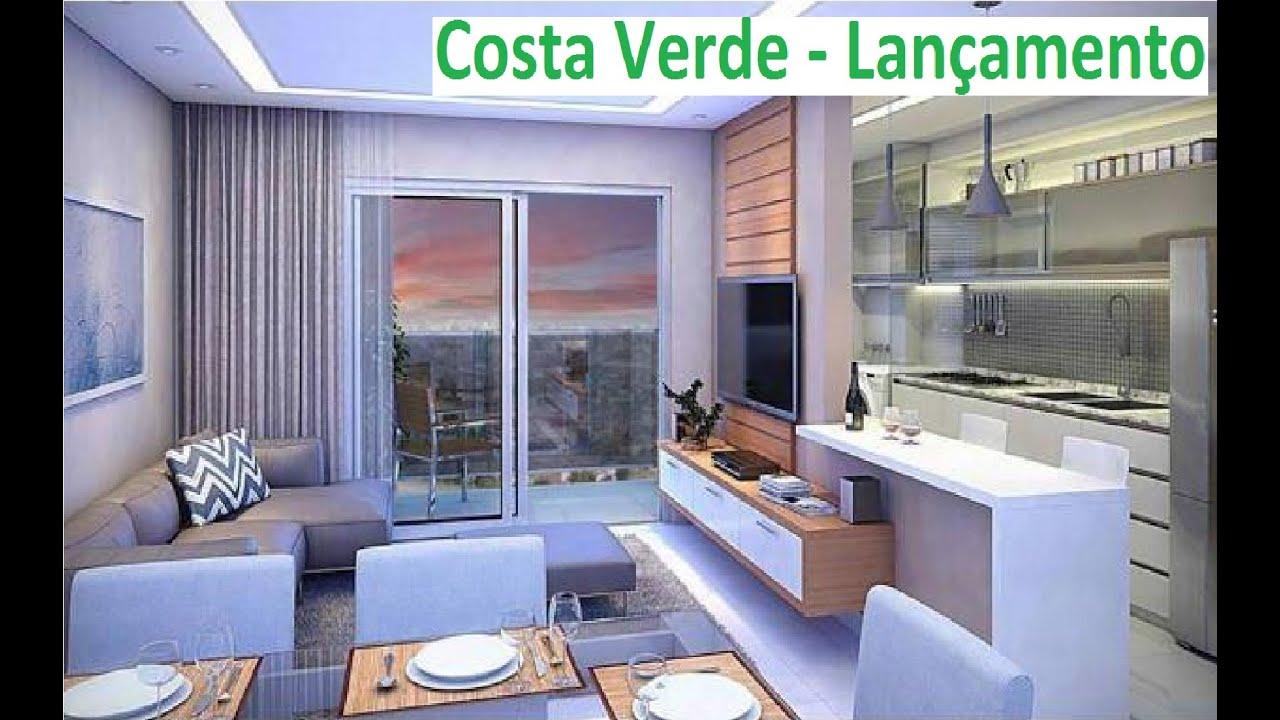 Costa verde gua verde apartamento modelo curitiba em obra for Apartamento mobiliado 3 quartos curitiba