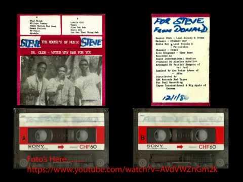 Dr. Oloh Sierra Leone Music