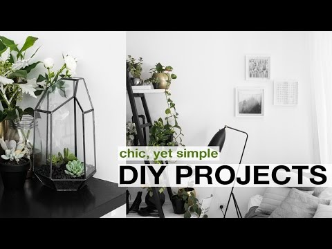 DIY Home + Room Decor | Pinterest Inspired