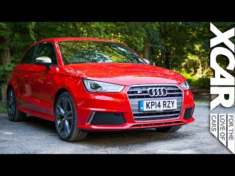 Audi S1: Dawn of the Hyperhatch? - XCAR