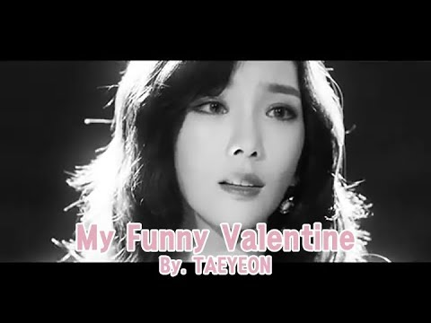태연(TAEYEON) - My Funny Valentine (인스타원본 합본ver.)
