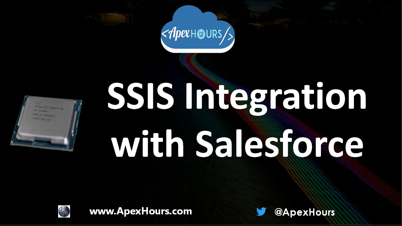 Salesforce Integration with SQL Server Integration Services