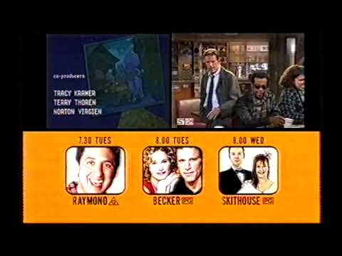Channel Ten - End Credits Split Screen Promos (2004?)