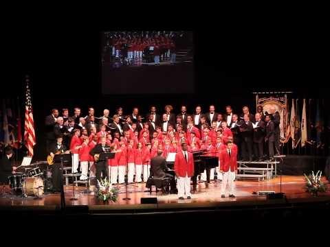 Philadelphia Boys Choir Sings - I'll Be There