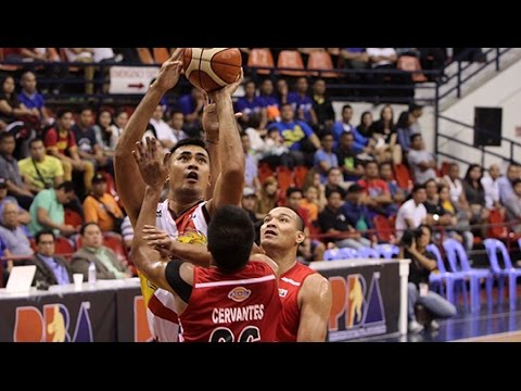 Blackwater vs. San Miguel - Q1 | Philippine Cup 2015-2016